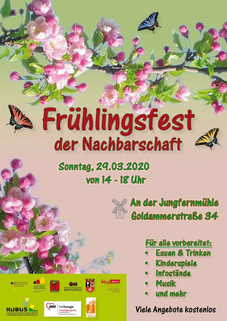 Frühlingsfest der Nachbarschaft